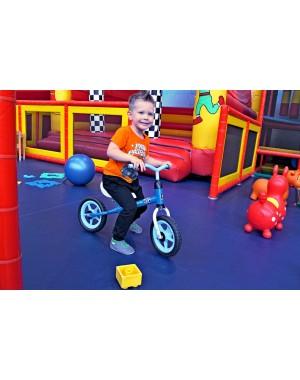 Yalion® Baby Krabbelschuhe Lederpuschen Lauflernschuhe Hellbraun Einfarbig