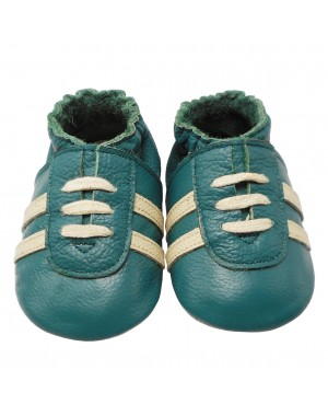 Genuine leather Baby Shoes Soft Soles Sneakers