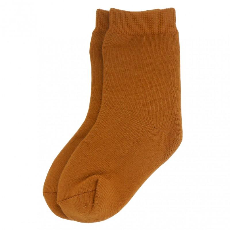 Yalion® 6 Pairs of Baby socks children half-plush warm sole