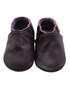 Yalion® Baby Shoes Dark Purple