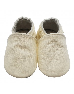Yalion® Baby Shoes Soft Soles White