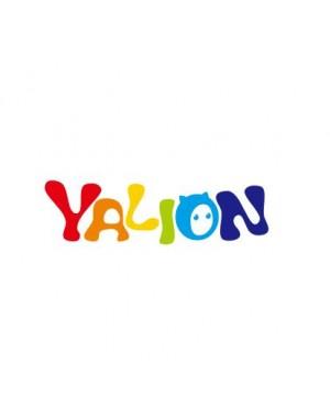 Yalion® Baby Krabbelschuhe Lederpuschen Lauflernschuhe Elefant Rot