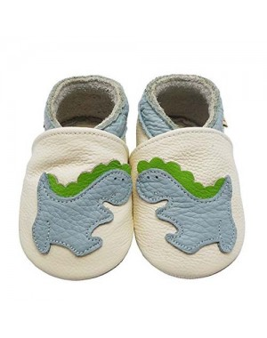 Yalion® genuine leather Baby Shoes Soft Soles Dinosaurier
